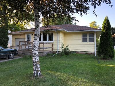 Rockwell City Single Family Home For Sale: 156 E Main St