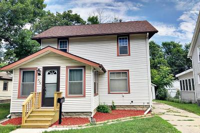 Webster County Single Family Home For Sale: 717 S 17th St