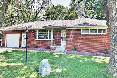 Fort Dodge IA Single Family Home For Sale: $142,000
