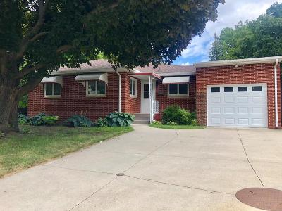 Fort Dodge IA Single Family Home For Sale: $124,500