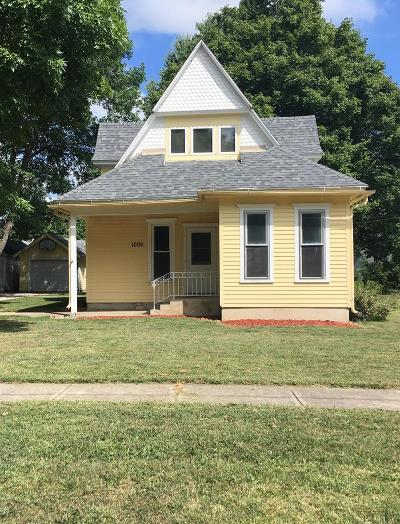 Calhoun County, Hamilton County, Humboldt County, Webster County Single Family Home For Sale: 1006 Riddle Street