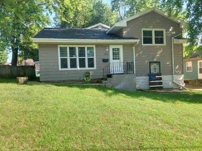 Calhoun County, Hamilton County, Humboldt County, Webster County Single Family Home For Sale: 402 8th Ave N