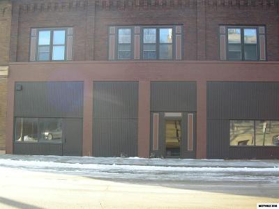 Mason City Commercial For Sale: 109 1st SE