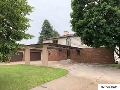 Clear Lake Single Family Home For Sale: 1614 N 24th St