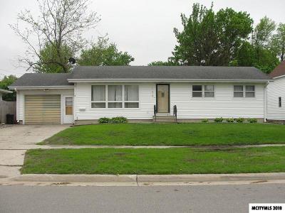 Britt Single Family Home For Sale: 255 Center St W