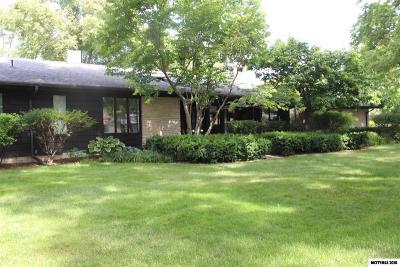 Mason City Single Family Home For Sale: 46 Circle Terrace