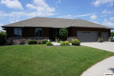 Mason City Single Family Home For Sale: 1402 Garnet Ct