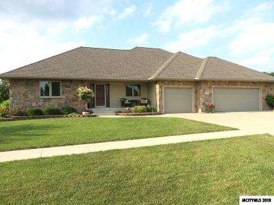 Clear Lake Single Family Home For Sale: 306 Woodlane Dr
