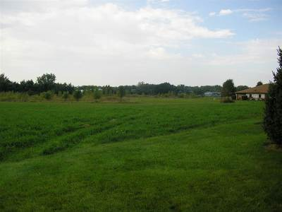 Mason City Land For Sale: Lot 5 S Taft