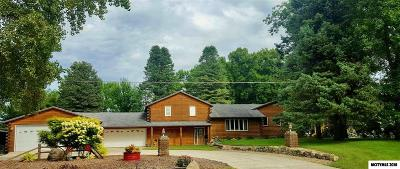 Clear Lake Single Family Home For Sale: 2522 S Shore Dr