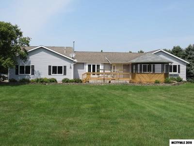 Mason City Single Family Home For Sale: 2037 12th NE