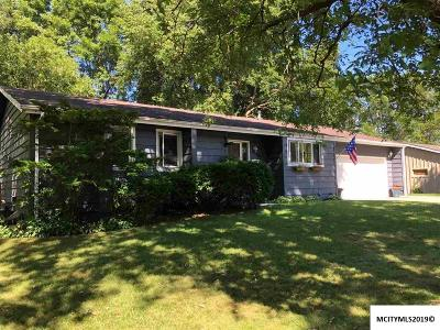 Clear Lake Single Family Home For Sale: 805 S 15th St