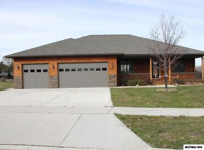 Mason City Single Family Home For Sale: 1400 Amber Ct