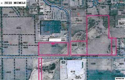 Mason City Land For Sale: Lot 3 9th SW