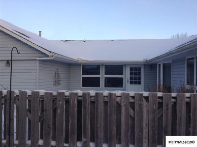 Mason City Single Family Home For Sale: 380 S Yorktown #12 #12