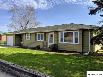 Mason City Single Family Home For Sale: 1303 4th SE
