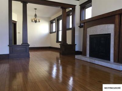 Mason City Single Family Home For Sale: 340 S Pennsylvania #2 #2