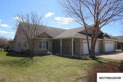Mason City Single Family Home For Sale: 1453 Birch Dr