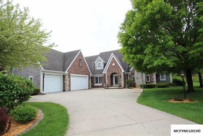 Mason City Single Family Home For Sale: 7 Deer Creek Ct
