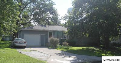 Mason City Single Family Home For Sale: 1039 Crestmore Way