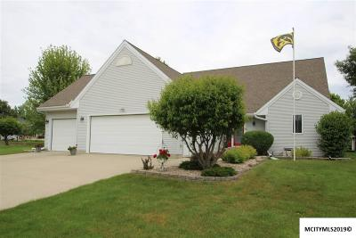 Mason City Single Family Home For Sale: 65 Marble Ct