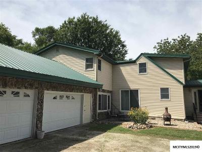Mason City Single Family Home For Sale: 1534 S Taft