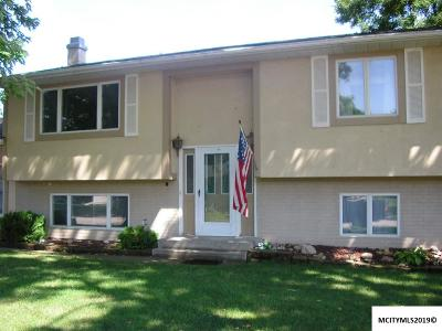 Mason City Single Family Home For Sale: 1416 9th SE