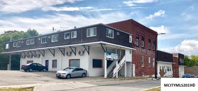 Mason City Commercial For Sale: 319 S Delaware