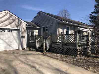 Mason City Single Family Home For Sale: 418 13th SE