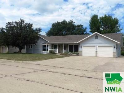 Single Family Home For Sale: 1106 2nd Street