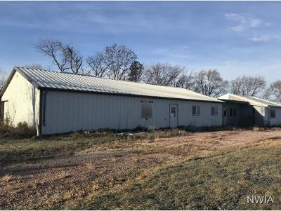 Commercial For Sale: 45647 Sd Hwy 50