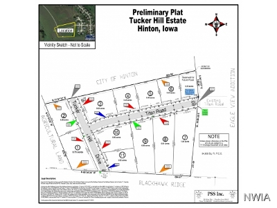 Residential Lots & Land For Sale: Lot 3 Tucker Hill Drive