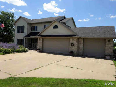 Single Family Home For Sale: 2804 Archer Ct.