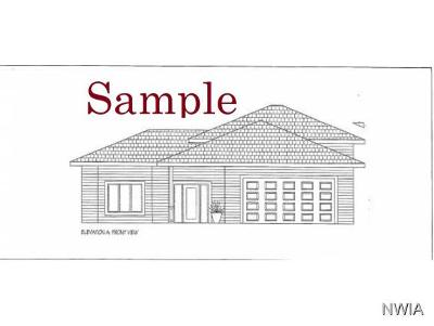 Single Family Home For Sale: Lot 51 Jamie Lane
