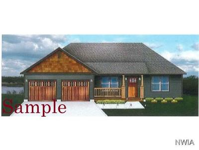 Single Family Home For Sale: Lot 48 Jamie Ln
