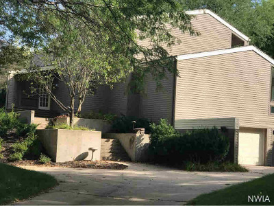 Single Family Home For Sale: 18 Red Bridge #Drive
