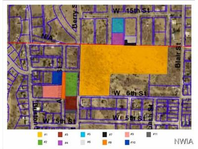 Residential Lots & Land For Sale: 3121 W 6th Street