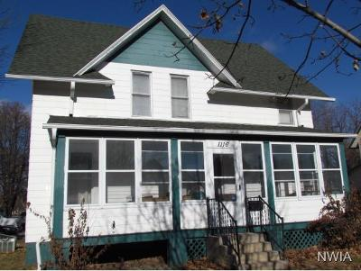 Single Family Home For Sale: 1116 Pearl