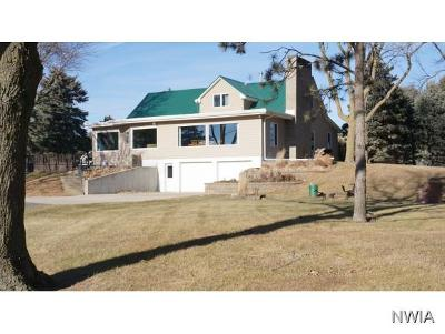 Single Family Home For Sale: 31349 South Ridge Road