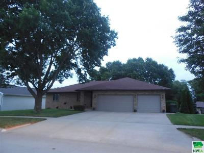 Single Family Home For Sale: 4704 Birch Way