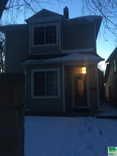Single Family Home For Sale: 113 Market St. #s