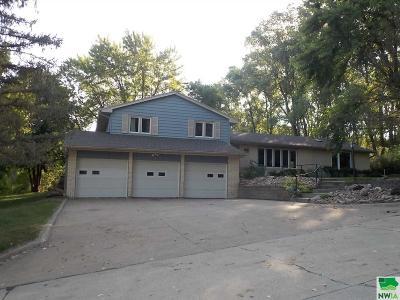 Single Family Home For Sale: 4850 Skyline Dr