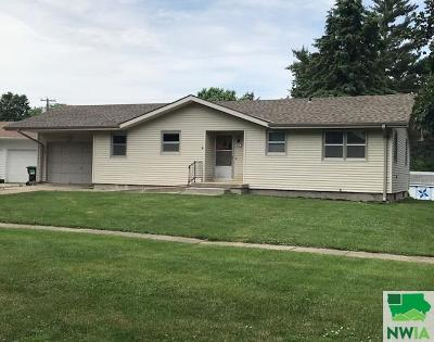 Single Family Home For Sale: 810 O St