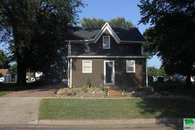 Single Family Home For Sale: 507 Elm Street