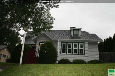 Single Family Home Active With Contingency: 405 36th