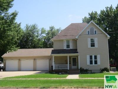 Single Family Home For Sale: 126 SW 8th St.