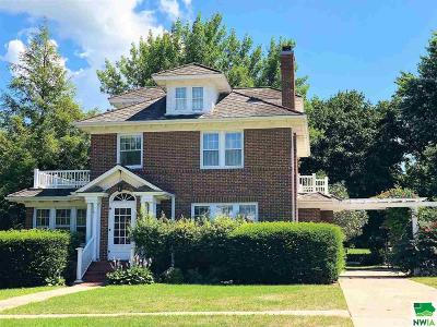 Single Family Home For Sale: 222 2nd Street NE