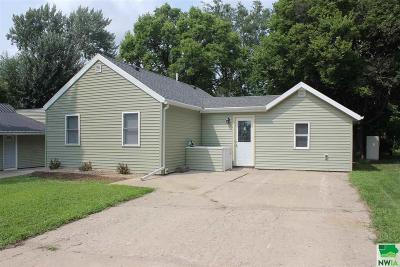 Single Family Home For Sale: 1213 13th Street
