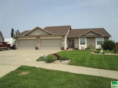 Single Family Home For Sale: 1314 Clairmont Circle