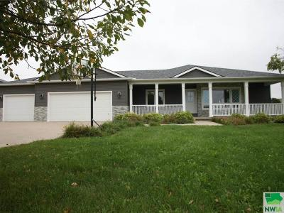 Single Family Home For Sale: 6600 Christy Rd